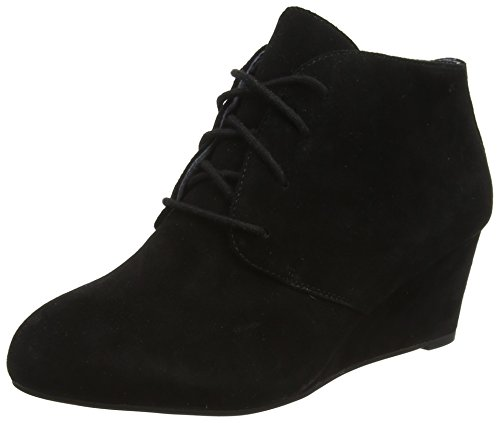 Vionic Becca donna up lace wedge elevate Black OrFTwxO