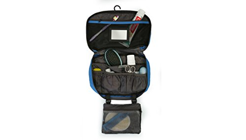 4585de936ec9 Portable Travel Organizer Hanging Toiletry Bag Shower Max