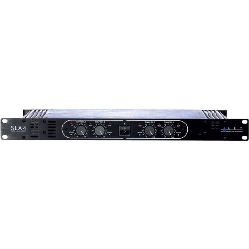 ART SLA4 4-Channel 140 Watt 1U Rack Mountable Power Amplifier