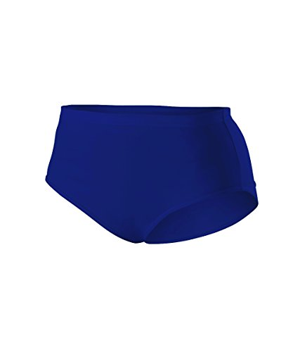 Alleson Cheer Brief, Navy,