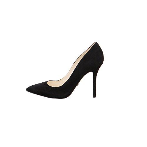 negro mujer Zapatos para vestir de Buffalo 1121211 wX76qvvY