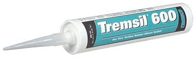 CRL Clear Tremco Tremsil 600 Silicone Sealant