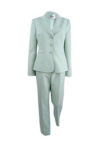 Four Three Suit Button Button - LeSuit Three-Button Pant Suit 4