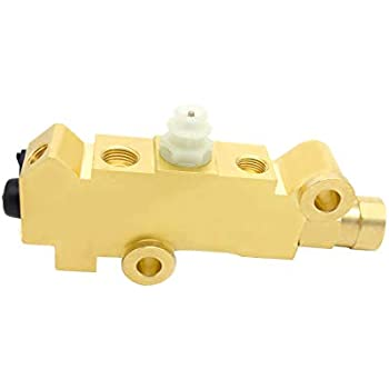 NEW GM UNIVERSAL HEAVY DUTY BRASS DISC DRUM PROPORTIONING BRAKE VALVE PV2