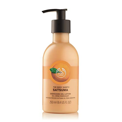 The Body Shop Satsuma Body Lotion, 8.4 Fl Oz
