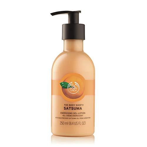 The Body Shop Satsuma Puree Body Lotion, 8.4-Fluid Ounce