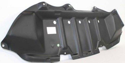 Crash Parts Plus Front Engine Splash Shield Guard for 2009-2013 Toyota Corolla TO1228148