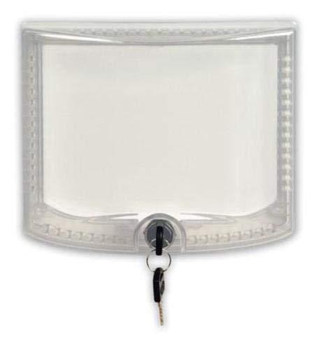(BRAEBURN 5970 Universal Thermostat Guard with Keyed Lock)
