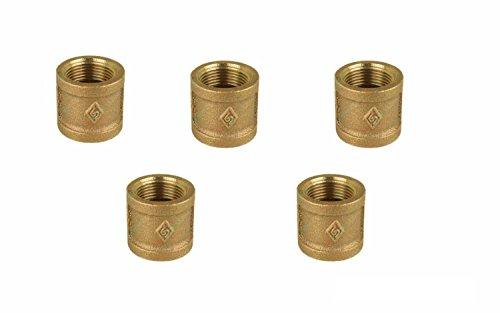 1-1/4 inch Bronze Coupling, BRONZE FITTINGS, 5 (Bronze Coupling)