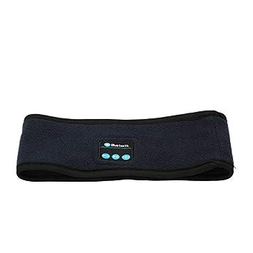 CLNDY Diadema con auriculares inalámbricos Bluetooth, estilo ...