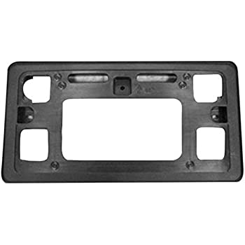 HONDA OEM Front Bumper-License Plate Frame Bracket Holder Mount 71145T2FA50