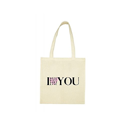 Tote i need beige you bag qq6Fnpw17