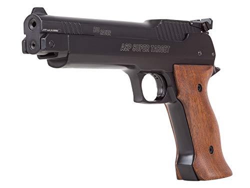 Sig Sauer Airgun, Super Target ASP, Pistol.177 Caliber, Wood Frame, Precision Handgun