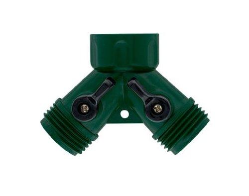 5 Pack - Orbit Hose Y For Hose Faucet Watering Shut Off