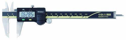 Mitutoyo 500-160-30 Advanced Onsite Sensor Absolute Scale Digital Caliper, 0-6 Range by Mitutoyo