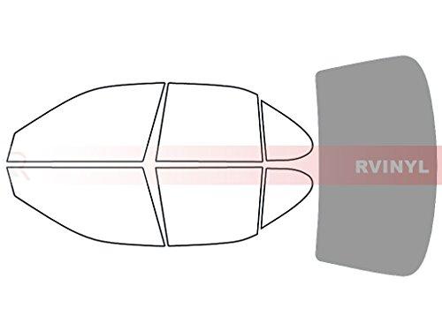 Rtint Window Tint Kit for Nissan Altima 1993-1997 - Rear Windshield Kit - 50%