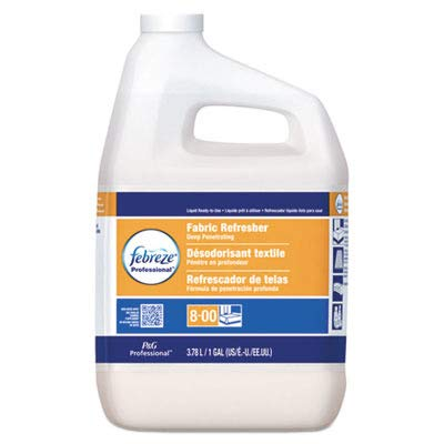 Deep Penetrating Febreze Fabric Refresher & Odor Eliminator One Gallon (33032PG) Category: Fabric - Fabric Refresher Gamble
