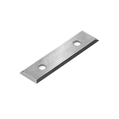 Amana Tool RCK-117 Solid Carbide Miter Fold Insert Replacement Knife 48 x 12 x 1.5mm for RC-1028 ()