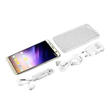 5.7 Pulgadas HD FW Smartphone MTK6580A Tarjeta Dual ...