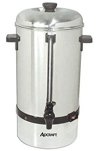 Adcraft CP-100 100-Cup Coffee Percolator 100 Cup Coffee Percolator
