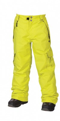 686 Mannual Ridge Insulated Pants Acid Boy's M by 686