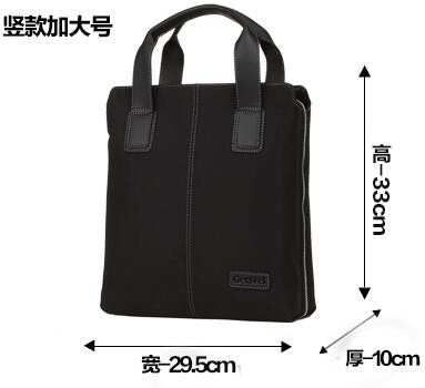 Bag Section Man Leisure Bag Canvas Portable Xl Vertical Oxford Bag Cross Cloth Landona Bogeyman Business Section Portfolio Messenger qwxpApFZXv