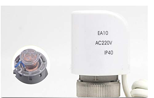 Amazon.com: Autumn Water 230v 24v Normally Open Close Electric Thermal Actuator for Manifold underfloor Heating Valve radiante actuador M30X1.5: Kitchen & ...
