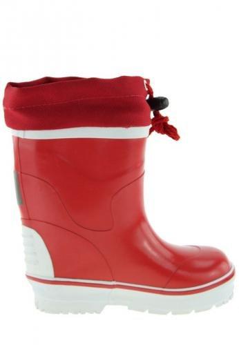 Tretorn Optimist Winter Gummistiefel Red Red
