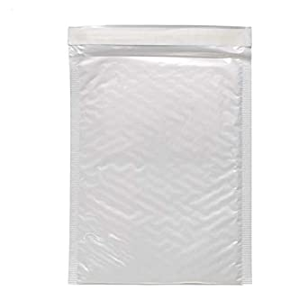 ecfd41c0d4f Image Unavailable. Image not available for. Color  Bubble Mailers7x10 Inch  Bubble Envelopes Pearl White ...