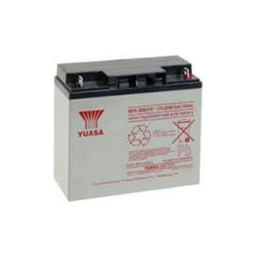 Yuasa NPX-80BFR 12V 20Ah High Rate AGM Battery (Flame Retardant)