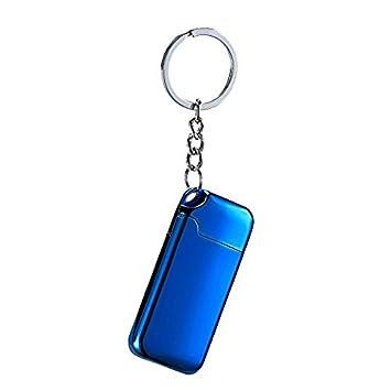 LINGAN Mechero USB Mini Mechero USB Portátil Recargable Sin ...