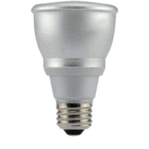 Satco S7208 Par20 Compact Fluorescent Light Bulb, Medium Base, 4100k (Pack of 6) ()