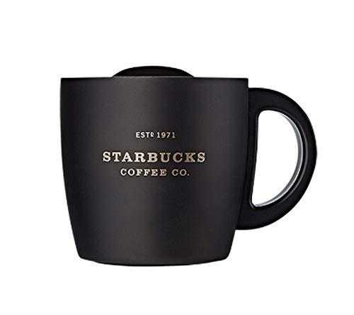 해외 한정 스타벅스 스테인레스 텀블러 스타벅스 Starbucks Black Heritage Audrey Stainless Steel Tumbler 355ml   (Black)