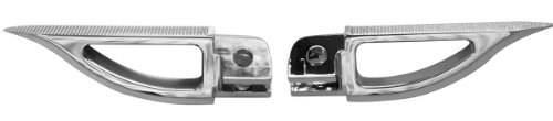 Yana Shiki CA4289 Chrome Rear Blade Style Foot Pegs for S...