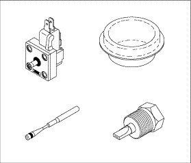 Foot Control Valve Kit for Pelton & Crane PCK780
