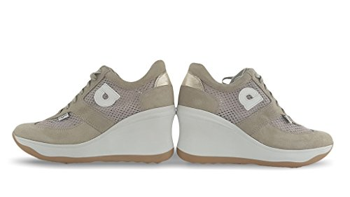 Beige AGILE A BY 1800 Chambers Sneakers RUCOLINE Donna Soft 40 TG wwBxZq1S
