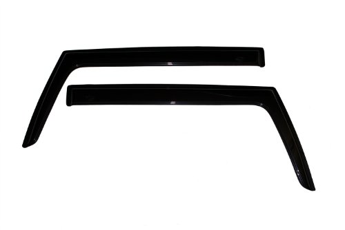 Cruiser Aftermarket Fj Accessories (Auto Ventshade 92735 Original Ventvisor Side Window Deflector Dark Smoke, 2-Piece Set for 2007-2014 Toyota FJ Cruiser)
