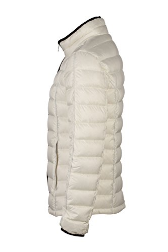 White Jacket Down amp; Men's white Quilted James black Nicholson Daunenjacke Off O7wqf