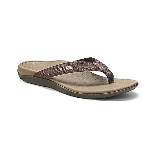9beeb3a21f42 free shipping Vionic Men s Wave Toe Post Sandal   Travel Sunscreen Spray  Bundle