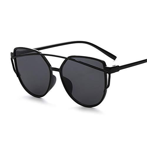 Gafas NIFG de la sol de personalidad las de sol redondas mujeres gafas de 1f66qd