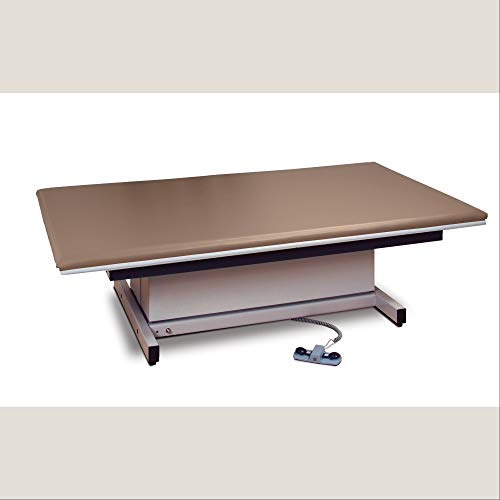(Hi-Lo Power Mat Platform Table with Upholstered Top - 48