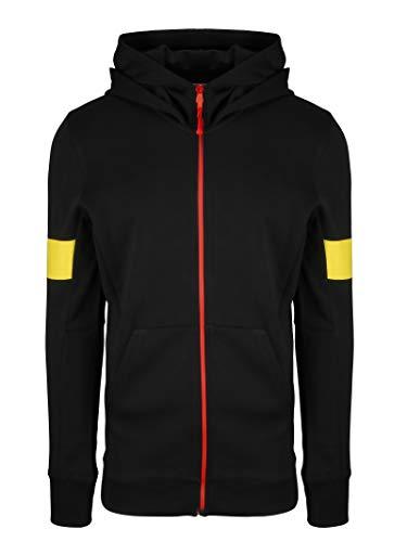 Damir Doma Men's Cf1m0009j280399 Black Polyester Sweatshirt