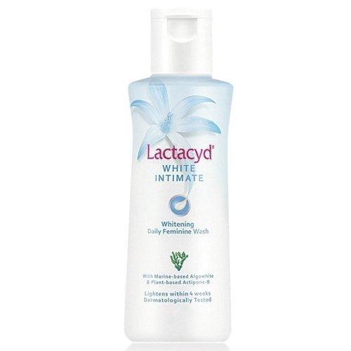 Lactacyd White Intimate Whitening Daily Feminine Wash 60ml ( Hot Items ) by gole