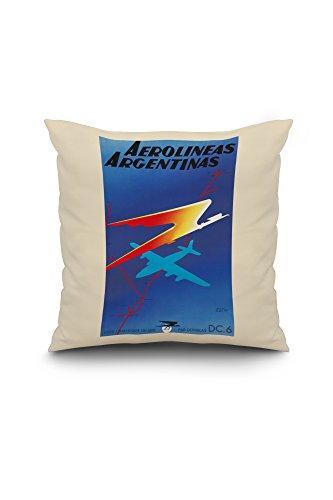 aerolineas-argentinas-vintage-poster-artist-colin-france-c-1950-18x18-spun-polyester-pillow-white-bo