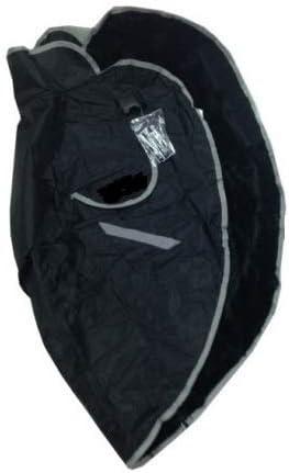 pour Piaggio MP3 400 i.e Sport Couvre-Jambes Impermeables Couverture /À Porter DE Jambes pour Scooters UNIVERSELS Tablier Thermique avec Fourrure SYNTH/ÉTIQUE