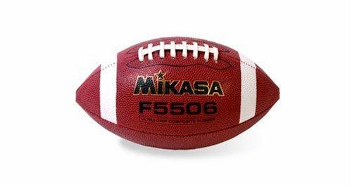 Mikasa Composite Rubber Football (Jr (Composite Rubber Football)