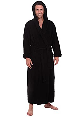 The Organic Terry Robe is the perfect spa robe for men and women and can be personalized with a monogram. Woven of combed Turkish cotton, the Company Cotton™ Shower Wrap is an ingenious cross between a towel and a robe, with adjustable shoulder straps for the perfect fit.