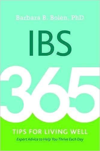 Book IBS: 365 Tips for Living Well by Barbara Bolen PhD (2015-10-09)