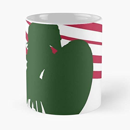 America American Spartan Sparta - Morning Coffee Mug Ceramic Novelty Holiday