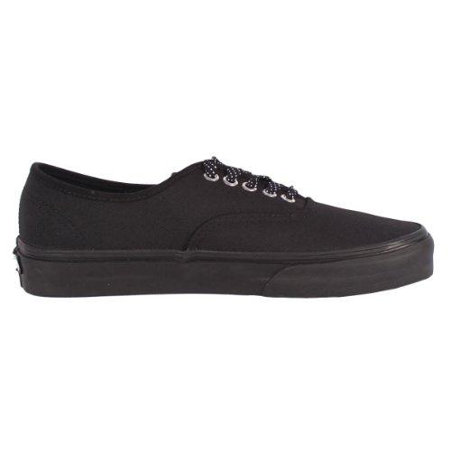 Vans Hombres Authentic Ballistic Black 6.5 Sneakers